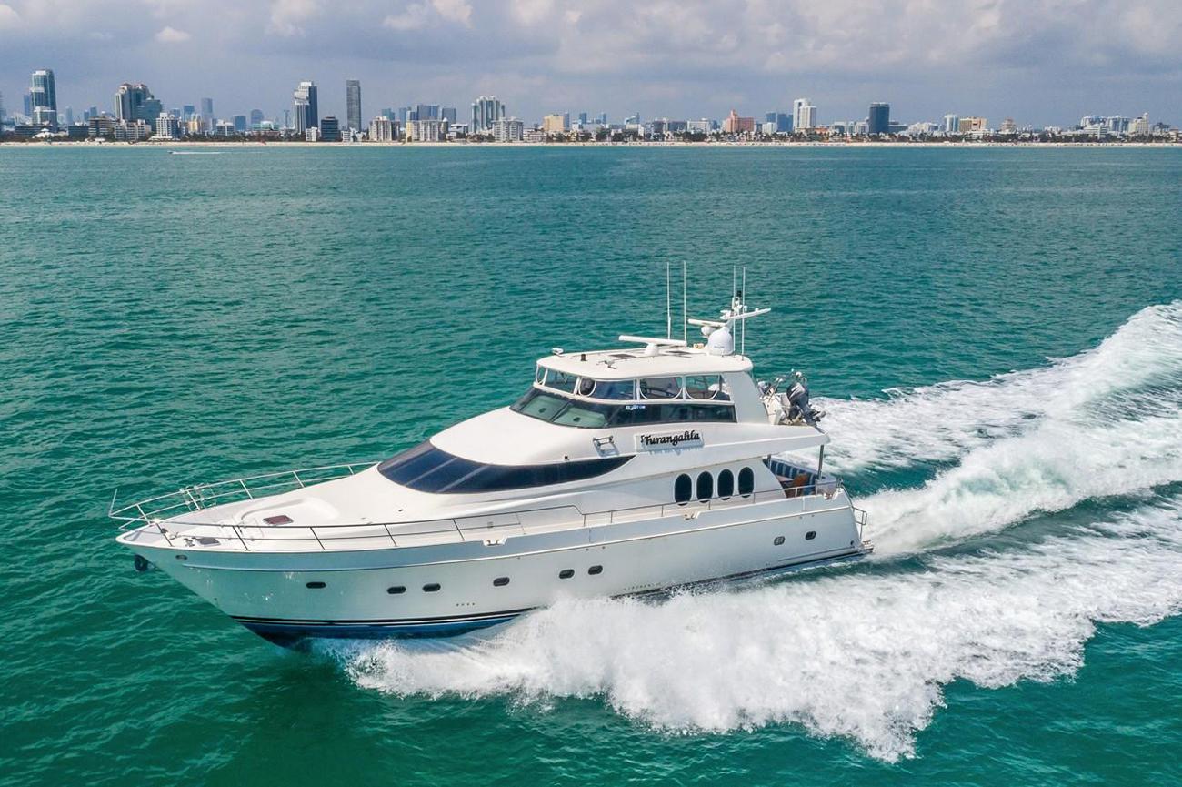 Neptunus 70′ Motor Yacht Sold by Will Noftsinger