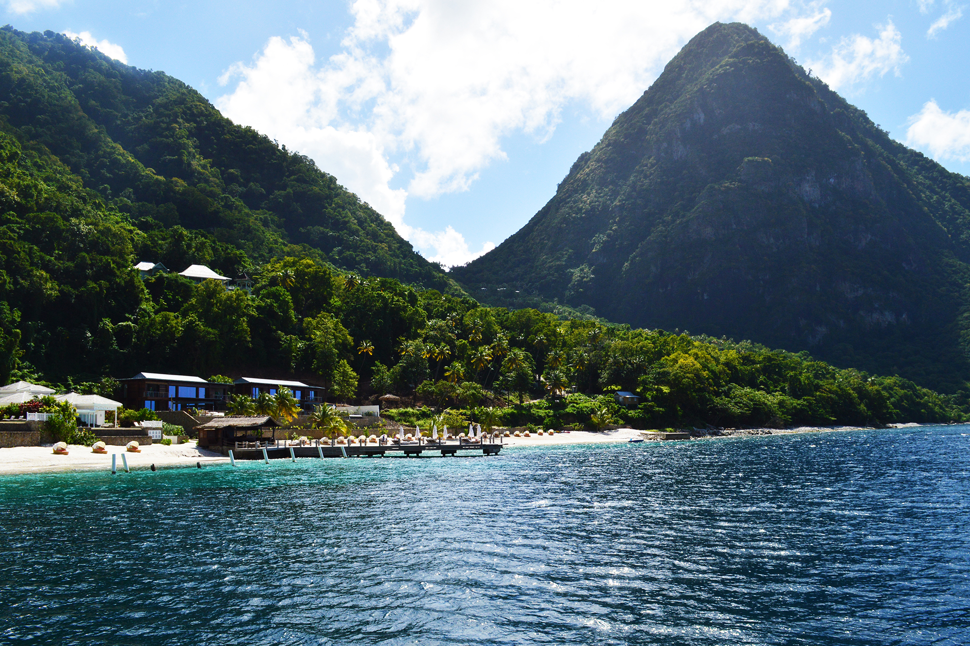 """St. Lucia: The """"Helen"""" of the West Indies"""