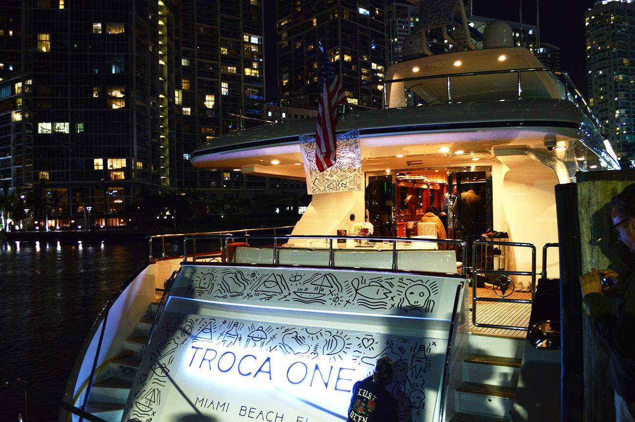 Yachting and Art Meet at Art Basel Miami