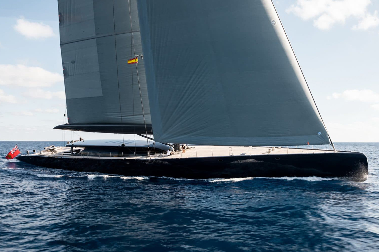 Did Royal Huisman Build The Most Beautiful Yacht Ever