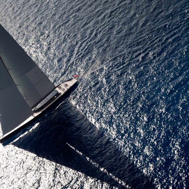 Did Royal Huisman build the most beautiful yacht ever?