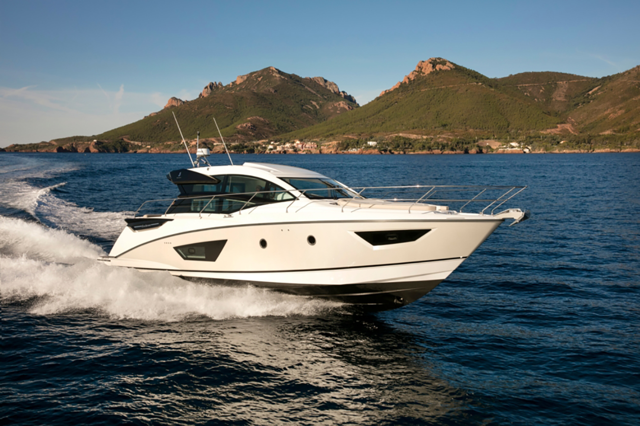 The 2018 Beneteau GT 50 will premiere during Miami Show