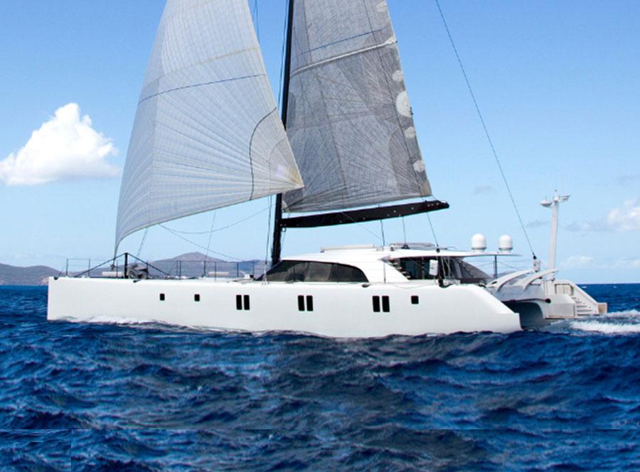 90 Gunboat Sold By Yacht Broker Alex Clarke