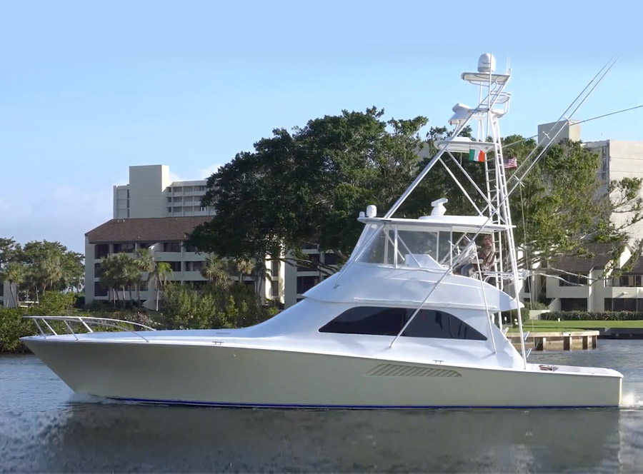 52 Viking Sold By Yacht Broker Alex Clarke
