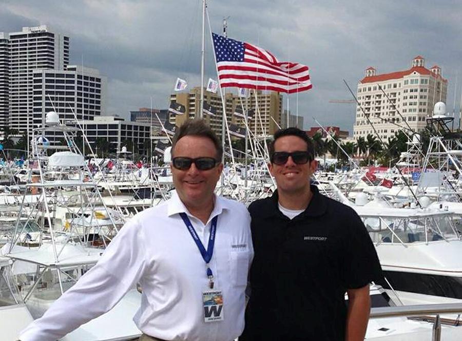 Yacht Broker Mike Burke Joins the Denison Team