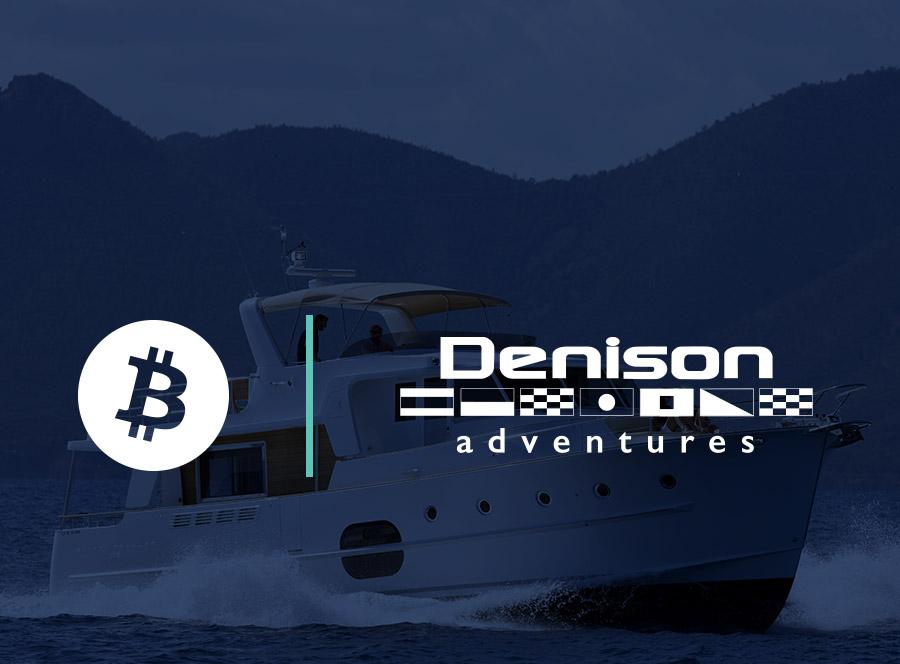 Denison Adventures Books Day Charter Using Bitcoin