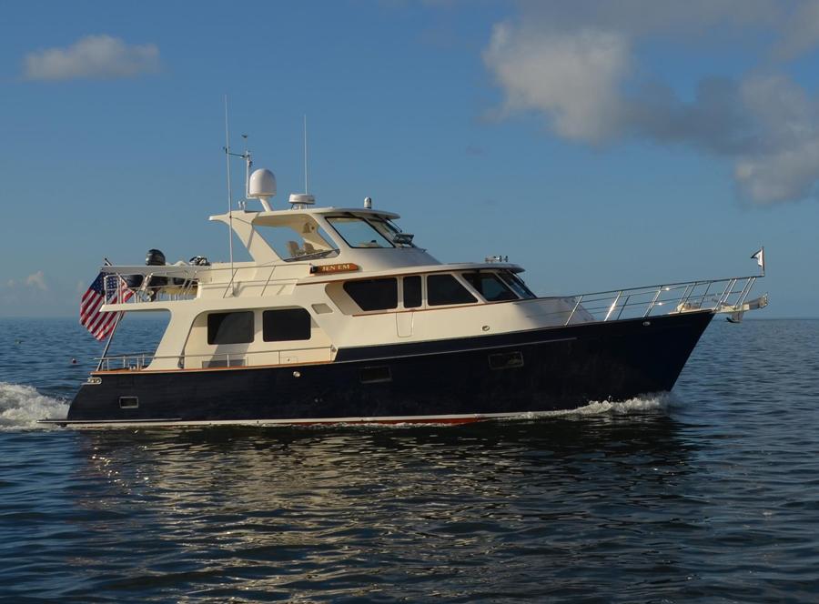 49 Marlow JEN EM Sold By Yacht Broker Chris Ollis