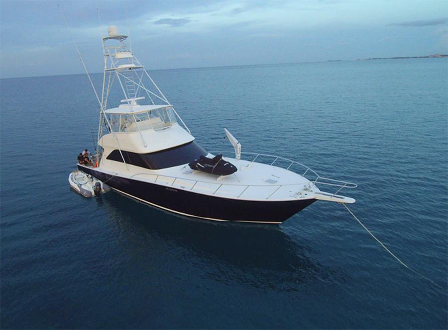 56 Viking Sold By Yacht Broker David Johnson