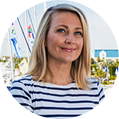 Eva Hiebert - Denison Yachting Fort Lauderdale - The Quay Broker