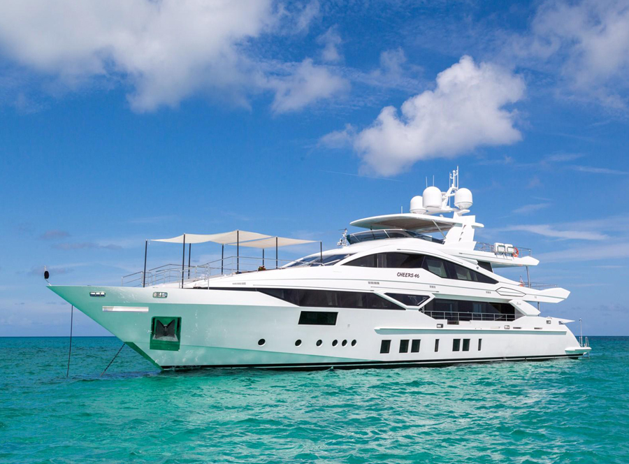 140 Benetti, CHEERS 46, Sold By Yacht Broker Glynn Smith