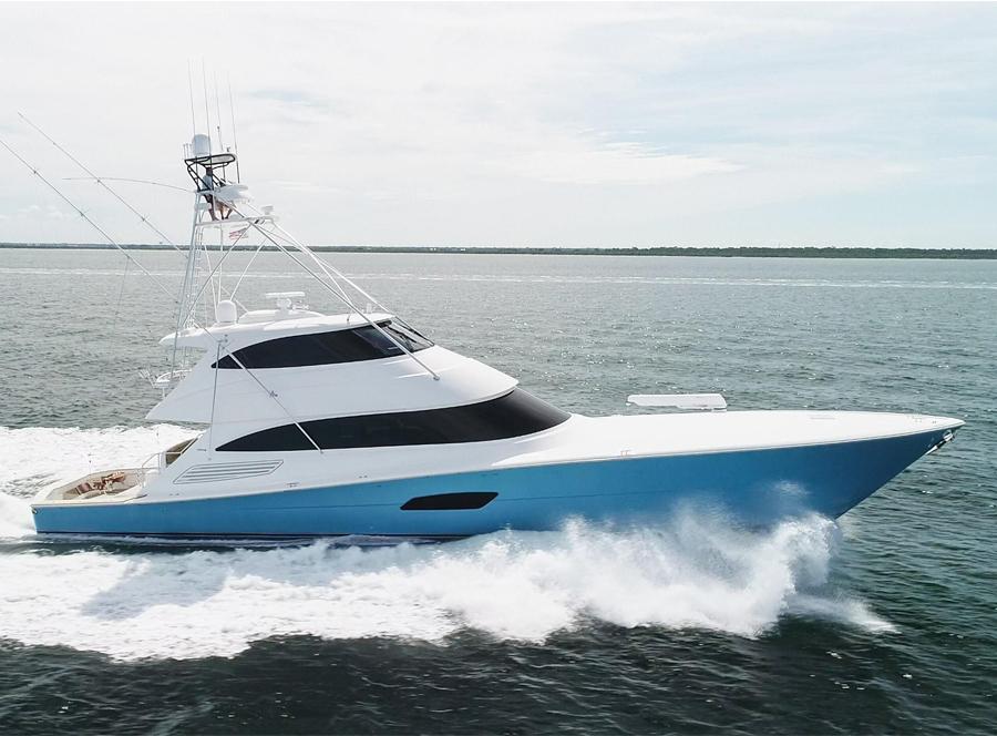 Yacht Walkthrough: 92′ Viking Enclosed Bridge 2015