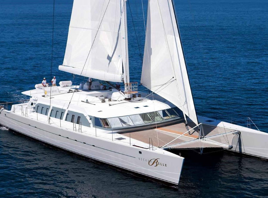 NECKER BELLE Sold By Denison Yachting