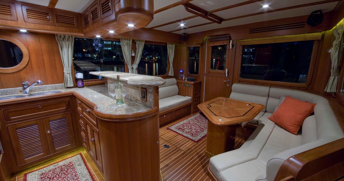 45' Selene Ocean Trawler 2011 ALTER EGO