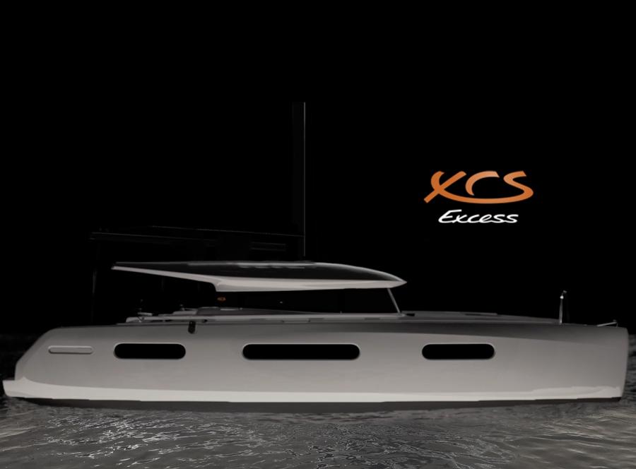 Beneteau Launches Revolutionary New Catamaran Line