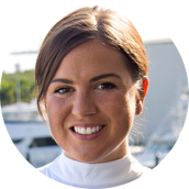 Kristina Gagliardi - Denison Yachting South Carolina Broker