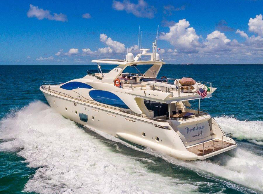 85′ Azimut Sold By Juno Prudhomm/Peter Quintal