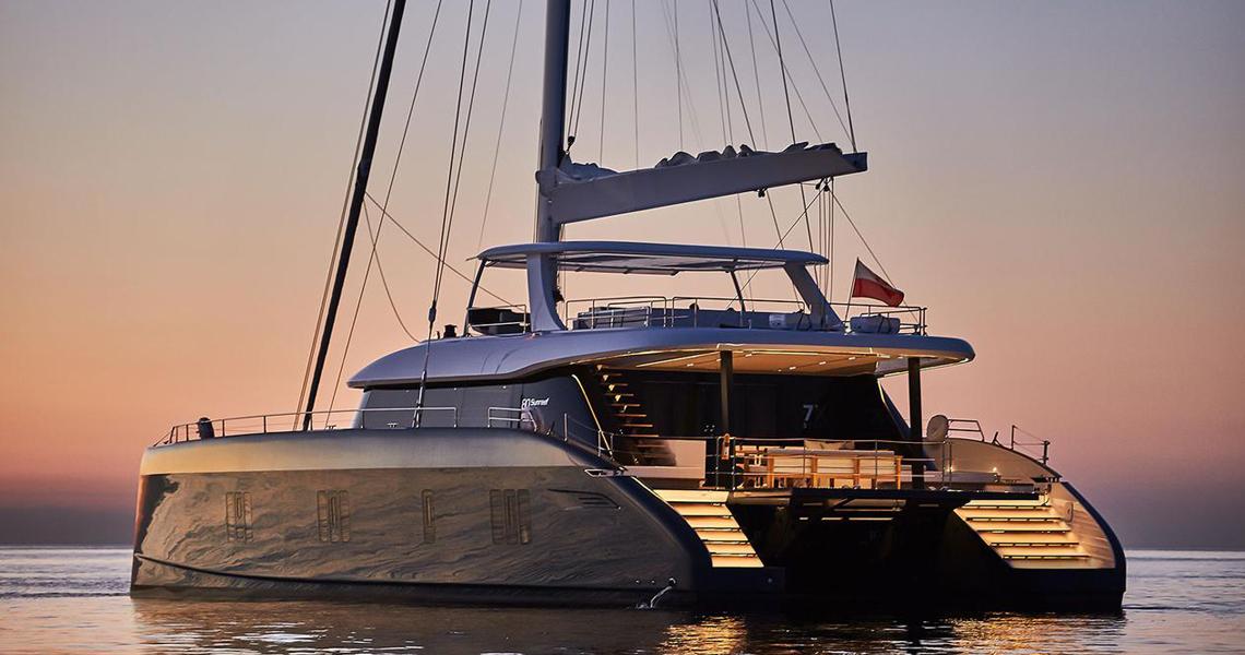 80 Sunreef Catamaran Walkthrough With Denison Yachting