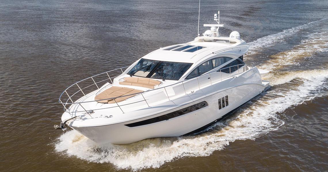 Yacht Walkthrough: Sea Ray L590 2017
