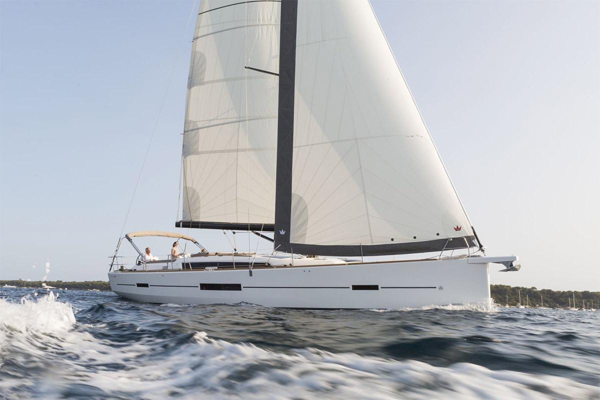 Dufour 520 Grand Large — Stunning Design