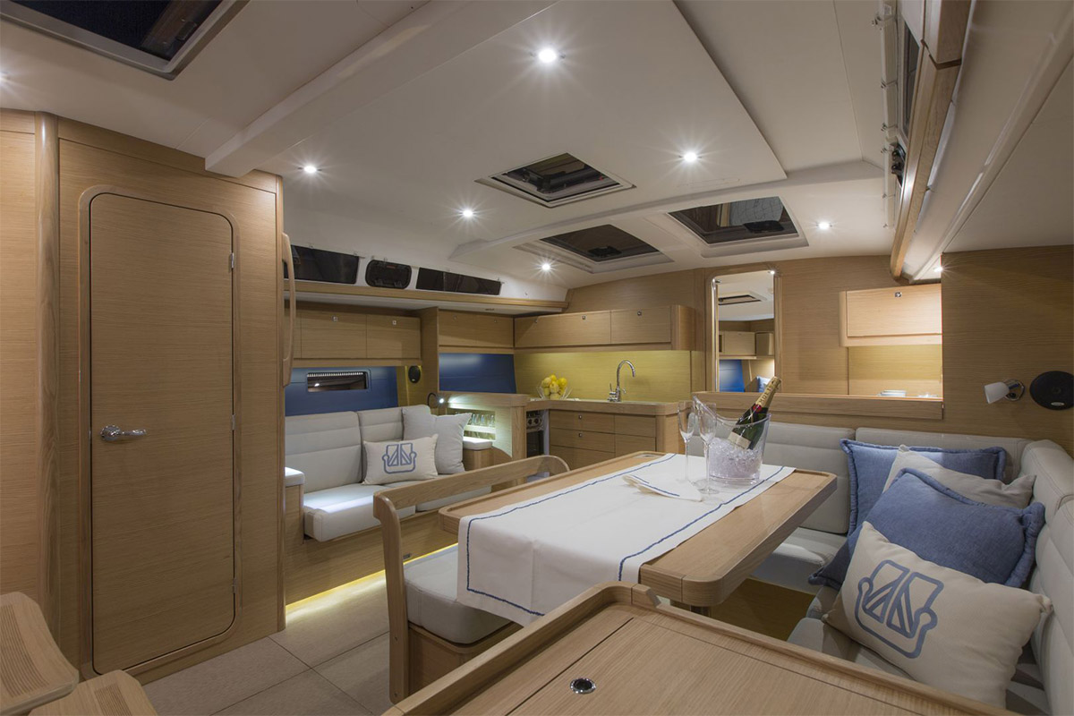 Dufour 460 Grand Large — Elegance and Style