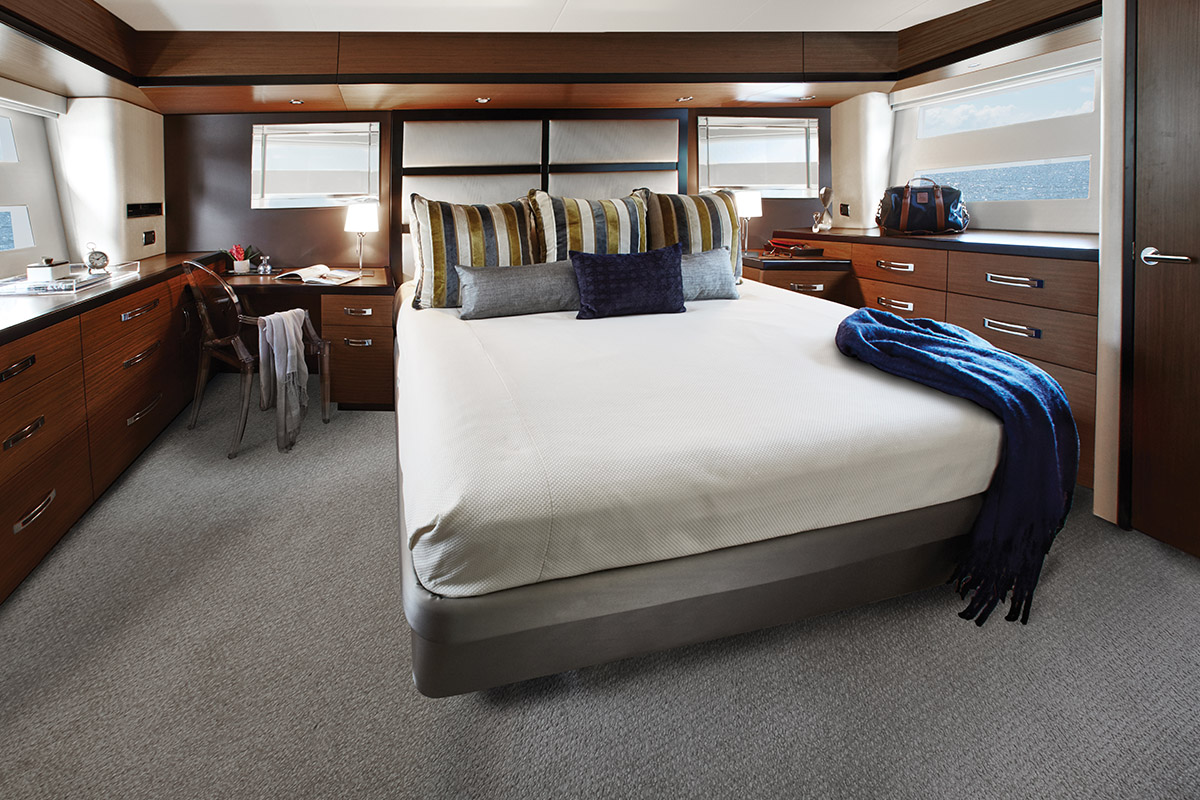 Hatteras M60 — Relax In Style
