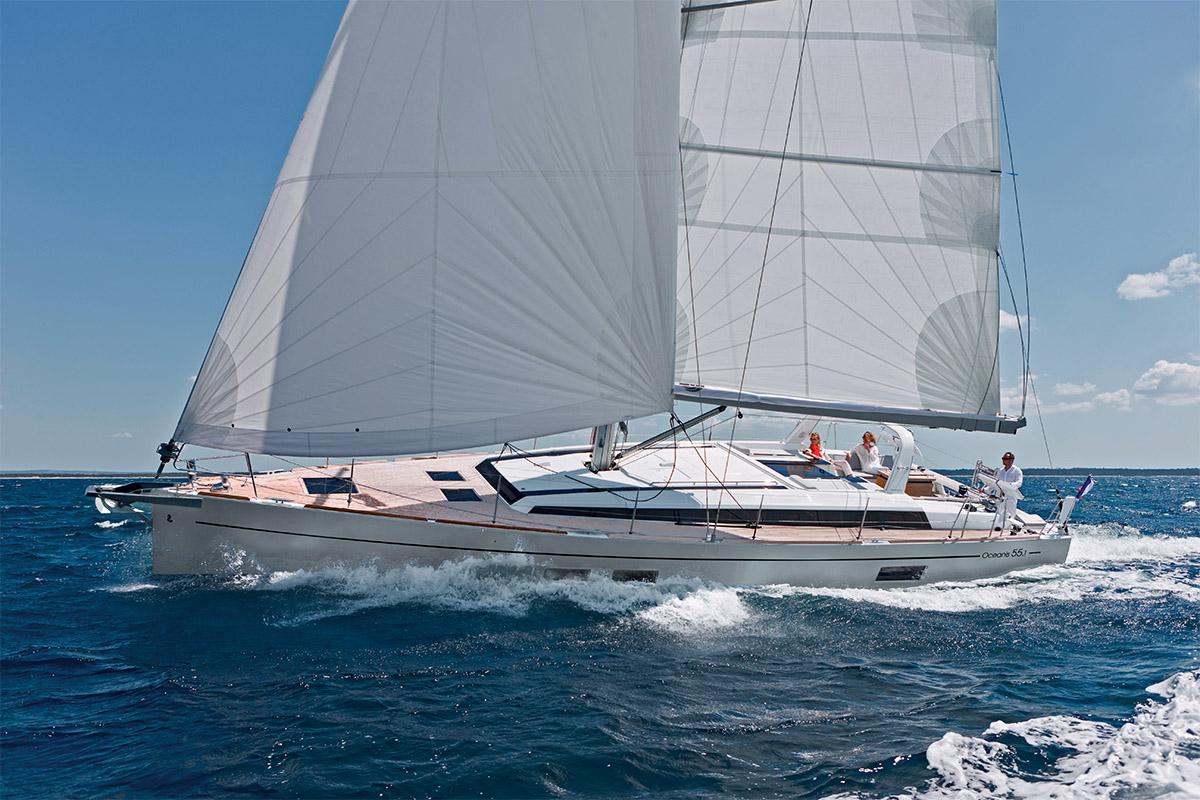 Beneteau Oceanis 55 — Profile