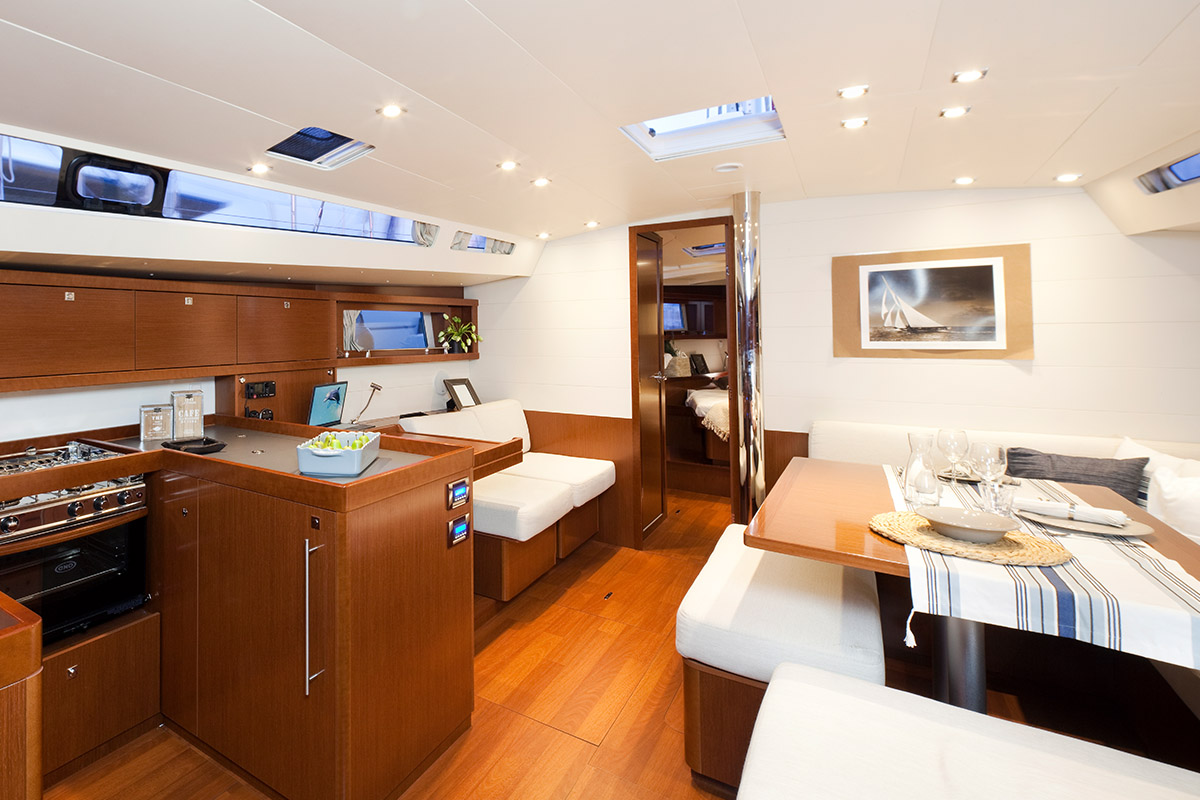 Beneteau Oceanis 48 — Elegance and Style