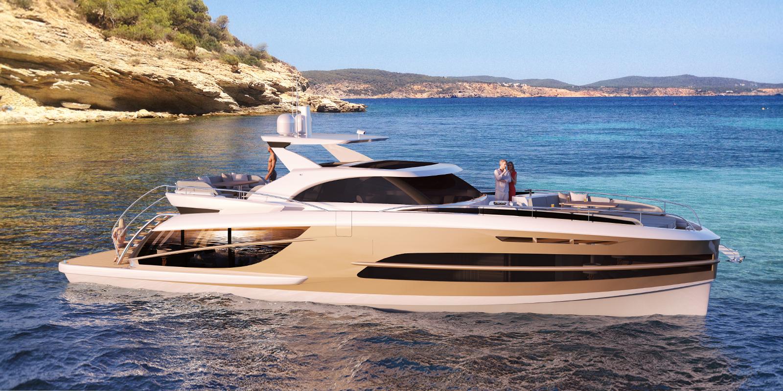 Van Der Valk Beachclub Series New Yacht Dealer Superyachts
