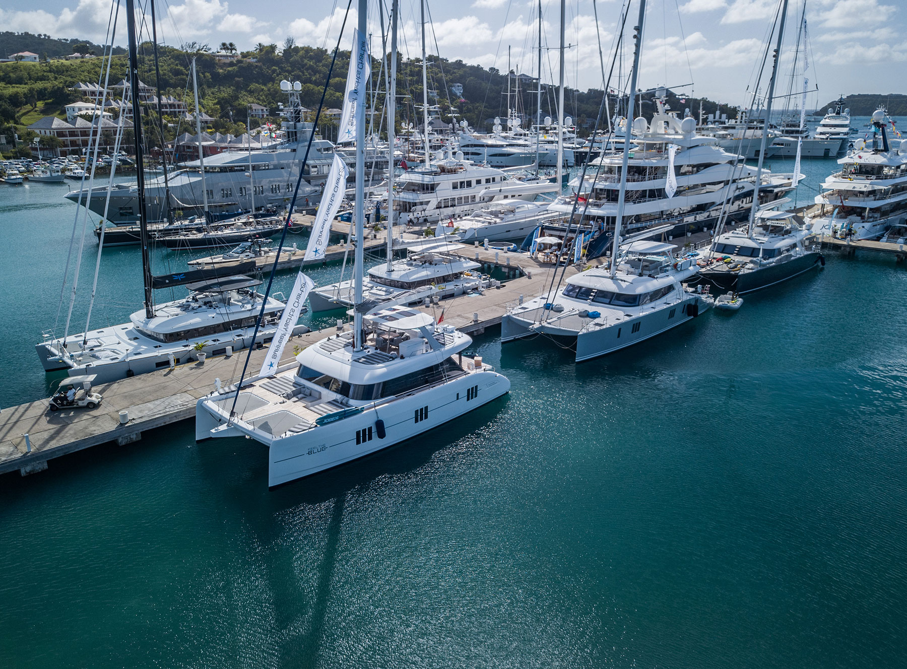 Catamaran Yacht Charters Available in the Caribbean