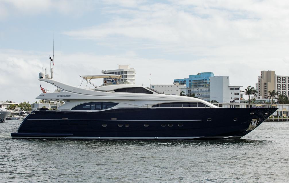 94 Ferretti Motoryacht Sold By Yacht Broker Will Noftsinger