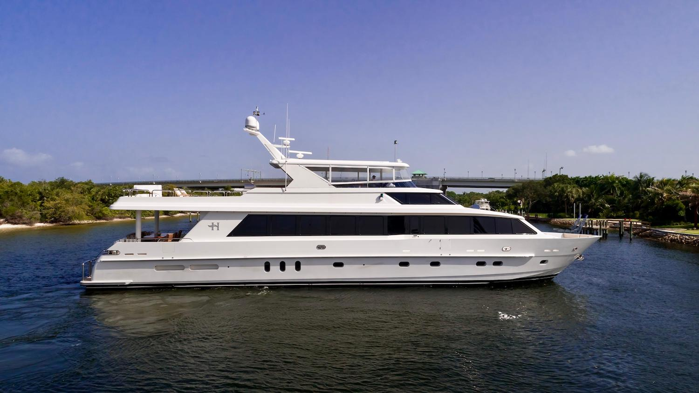 101 Hargrave Motoryacht Sold By Yacht Broker Alex G. Clarke