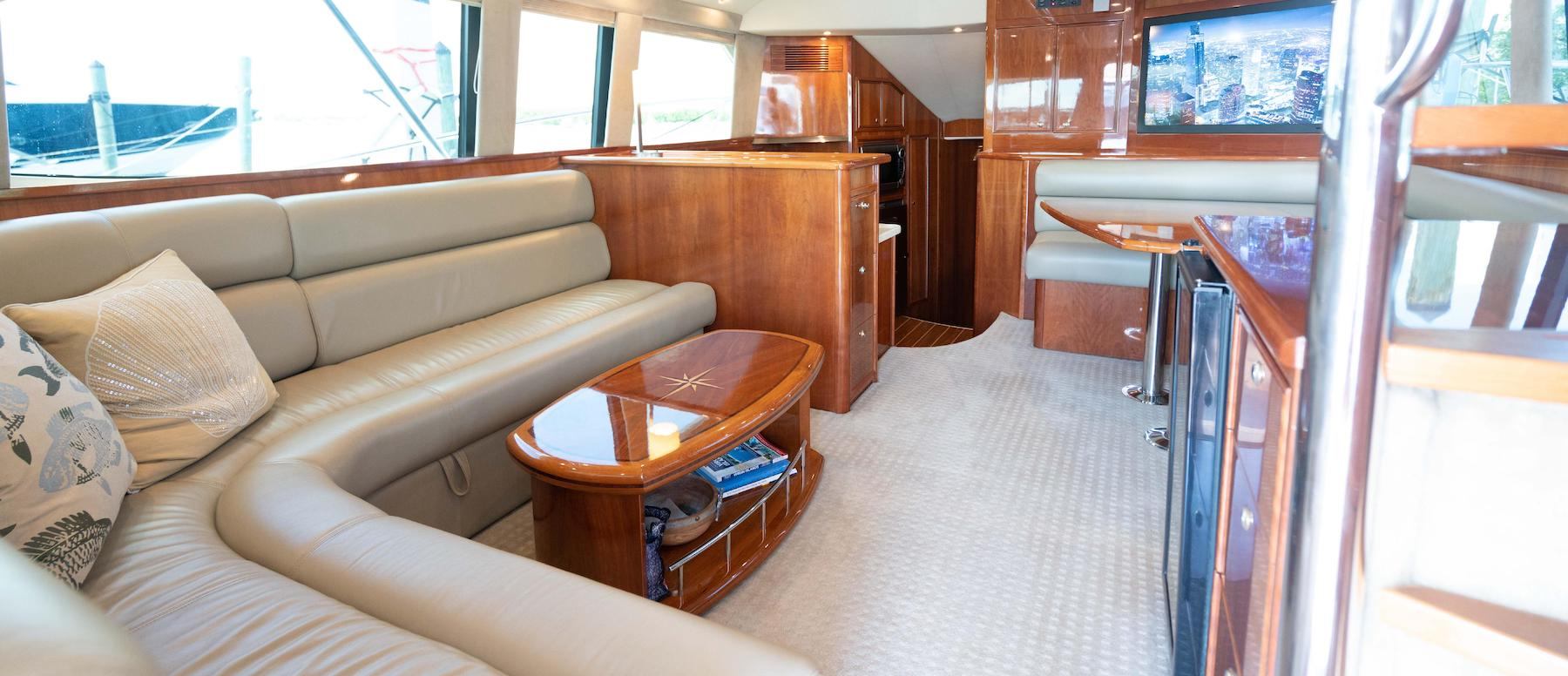 51' Riviera 2008 ST ONE Sportfish Salon