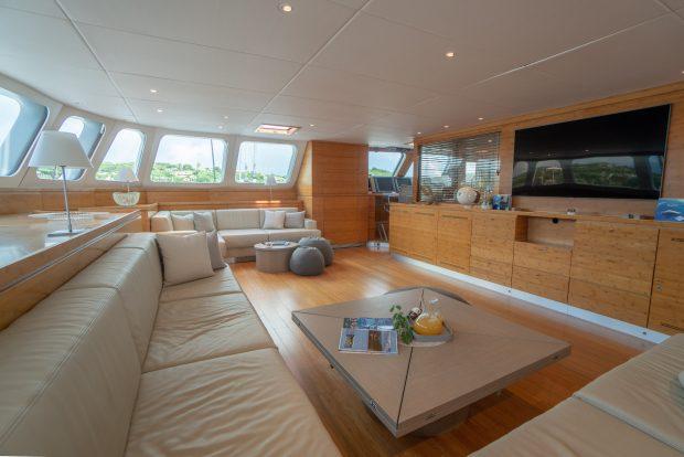 Sunreef 114 Catamaran CHE