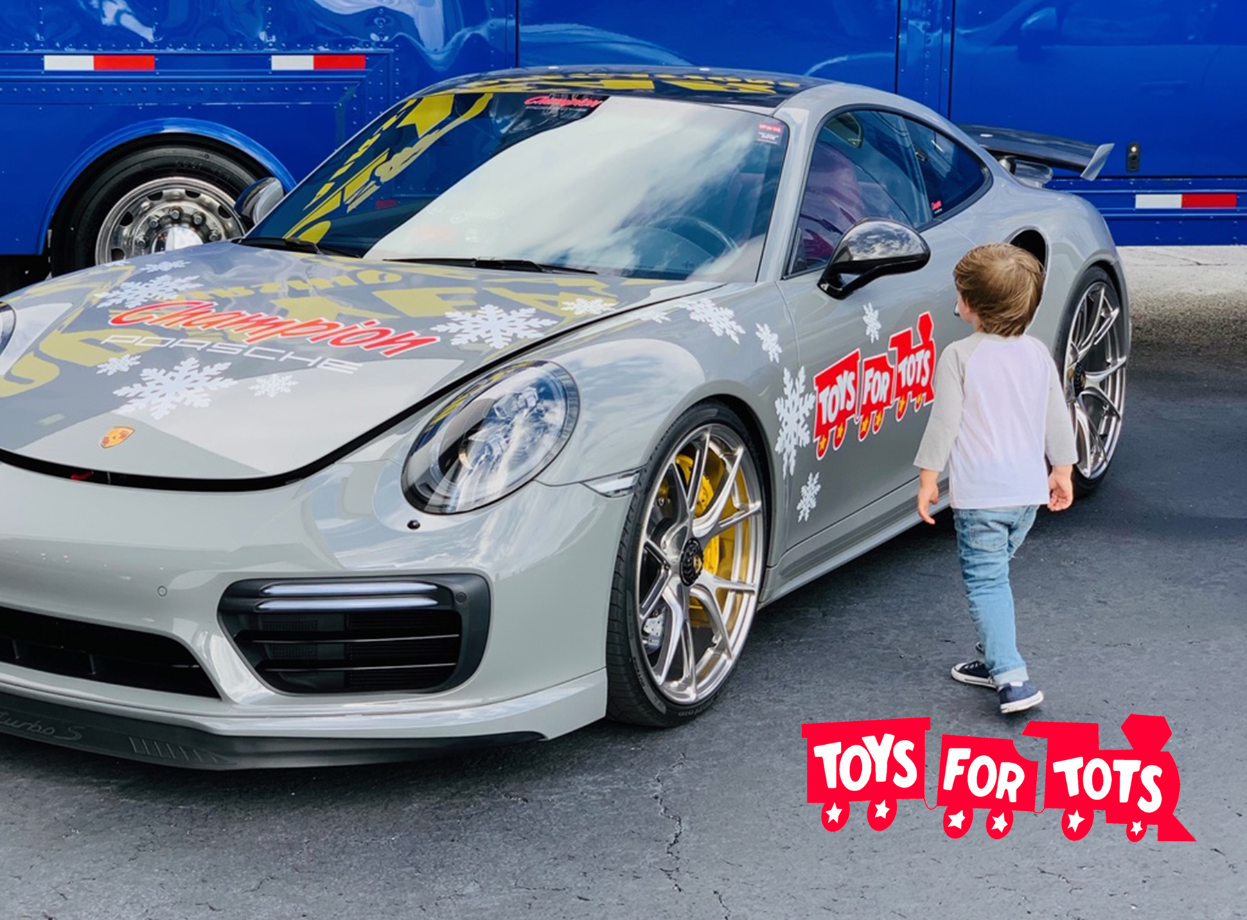 Toys For Tots Charity Benefits From Yacht Charter