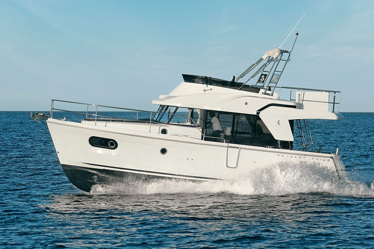 Beneteau Swift Trawler 35 — Exceptional Performance