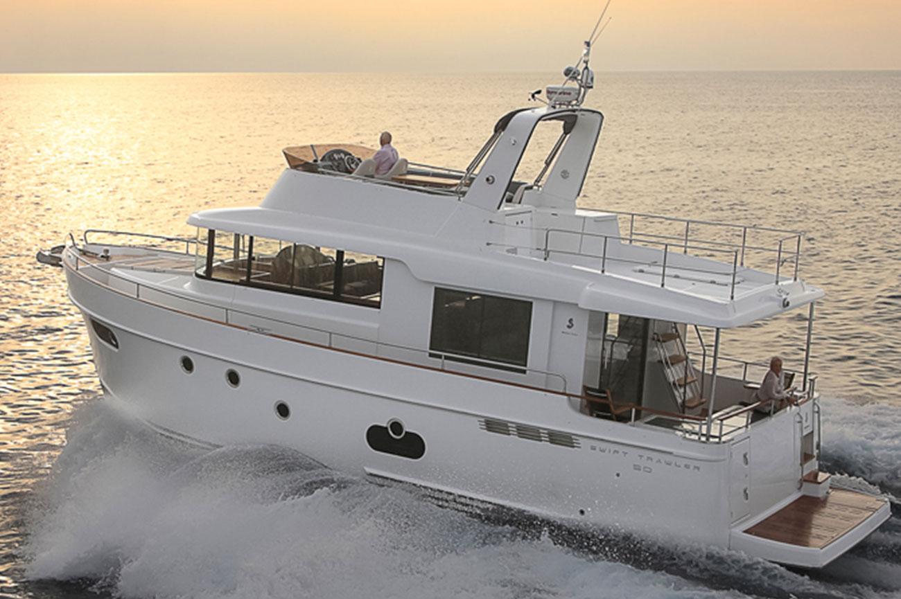 Beneteau 50 Trawler