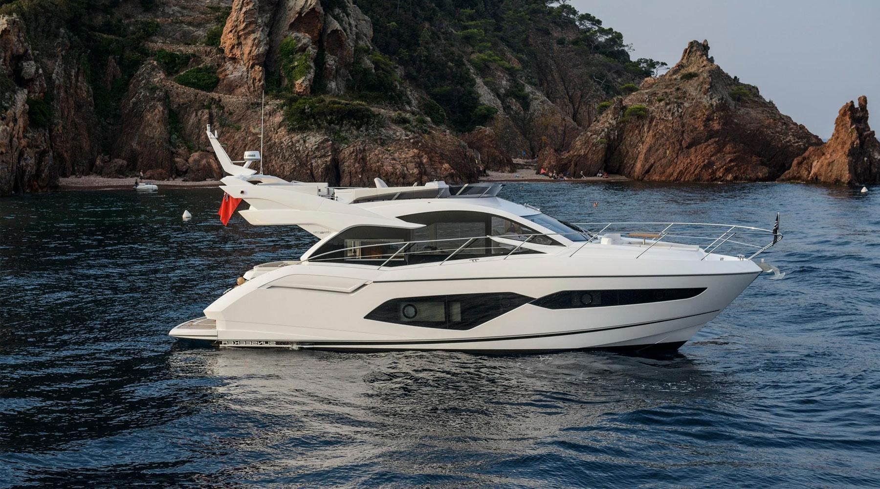 8 Flybridge Yachts Under 60 Feet Always In Demand