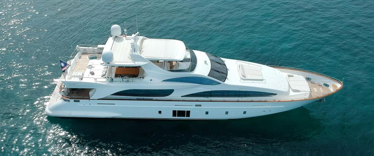 105' Azimut 2012 Motoryacht ANDIAMO!
