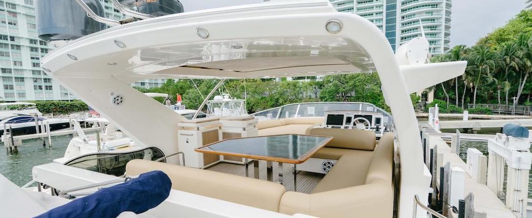 70 Azimut Motoryacht SENISA Flybridge
