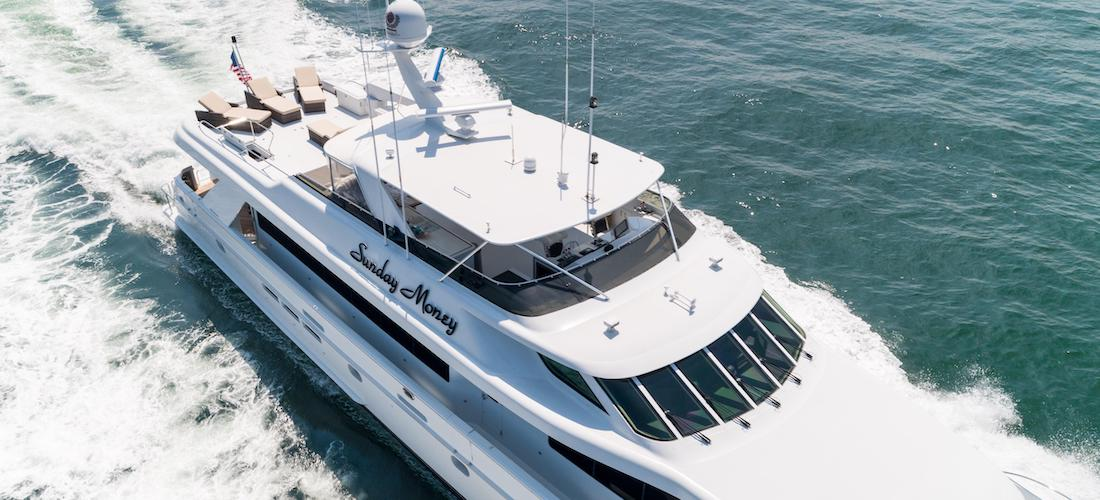 Hatteras Yacht Sunday Money For Sale
