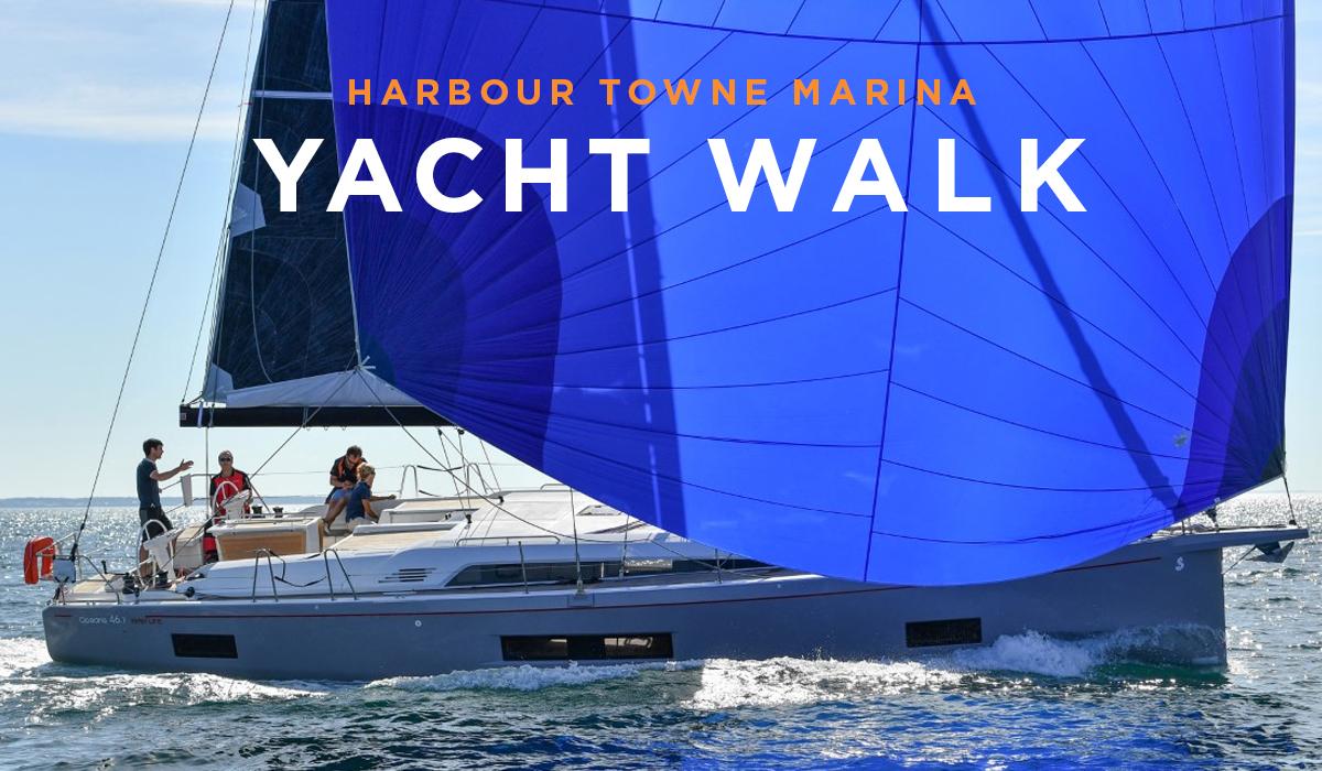 Beneteau Yachts For Sale: Harbour Towne Marina Yacht Walk