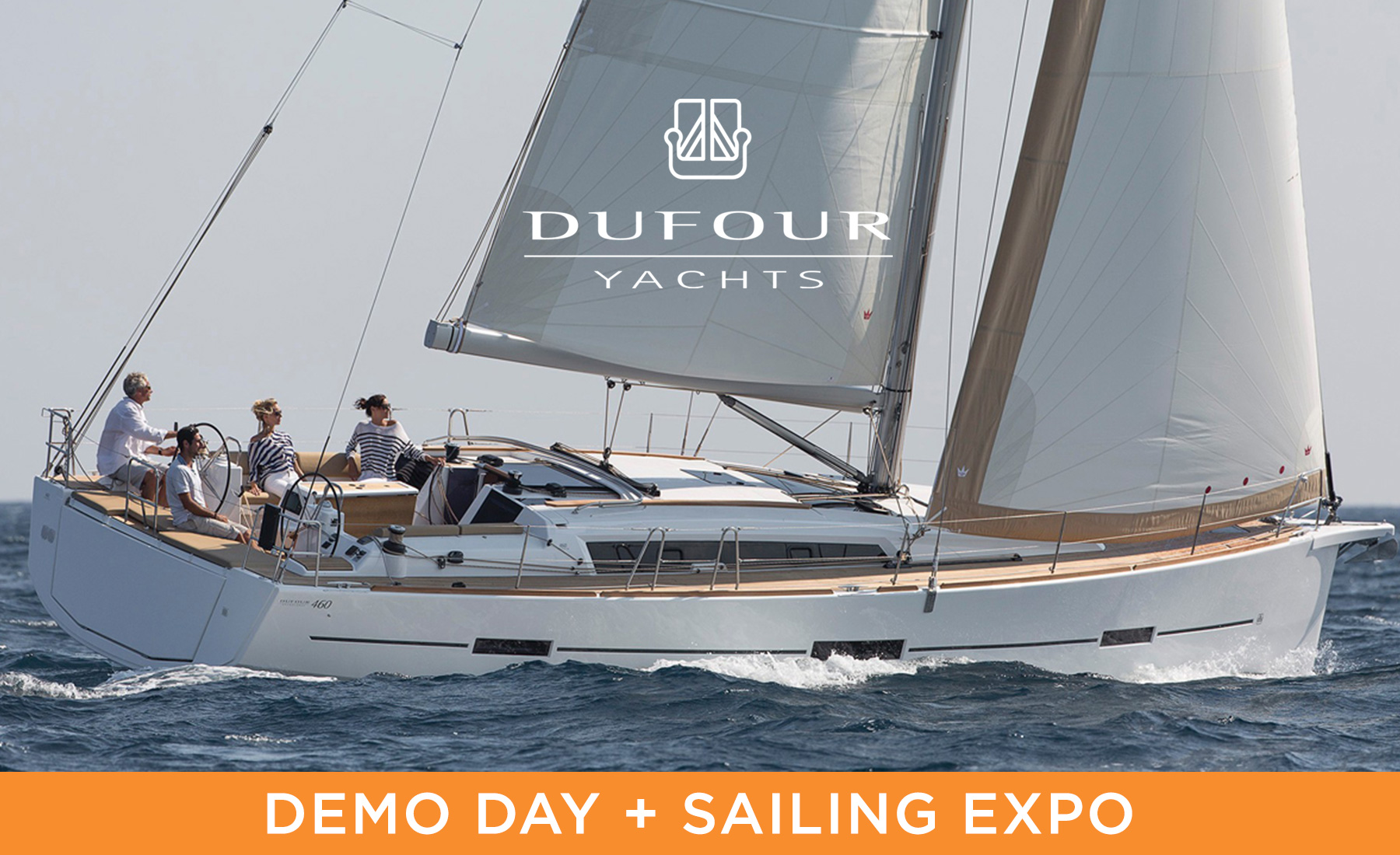 Dufour Yachts For Sale | San Diego Demo Day