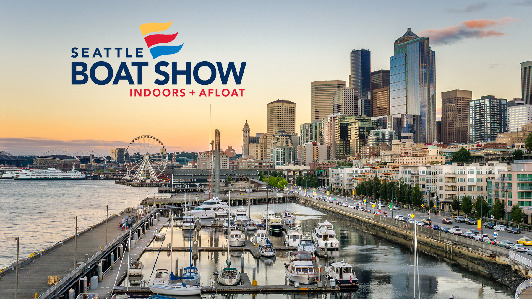 2019 Seattle Boat Show Indoors + Afloat