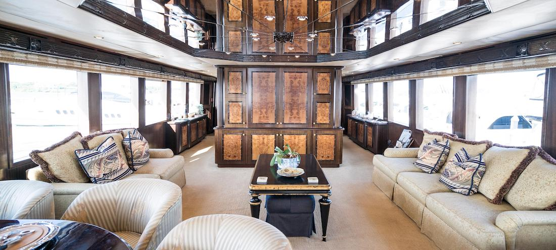 Dale Earnhardt Sr Custom Hatteras Yacht For Sale W Denison She is currently the president and ceo of dale earnhardt, inc. dale earnhardt sr custom hatteras