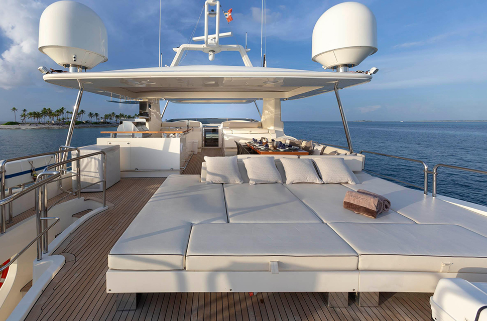 105' Azimut Grande | ANDIAMO! - photo 3