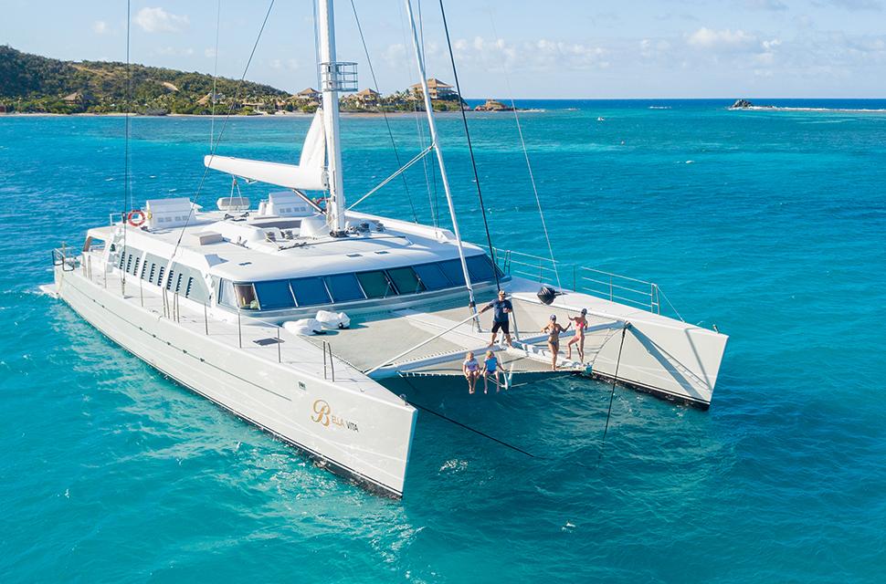 Luxury Yacht for Charter: 105' CNM | BELLA VITA - photo 1