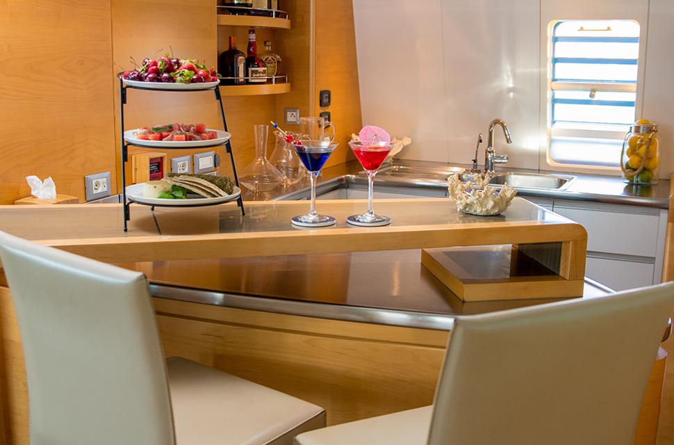 Luxury Yacht for Charter: 105' CNM | BELLA VITA - photo 4