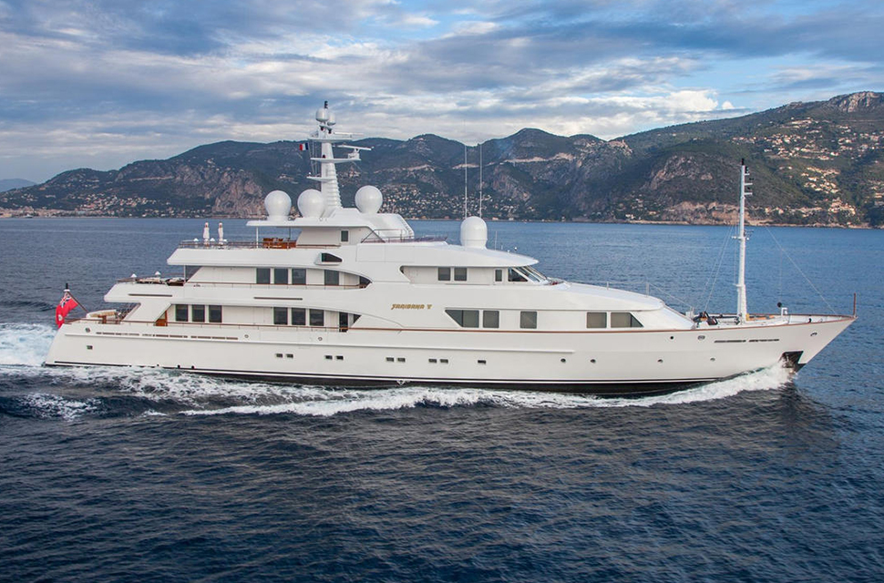 178' Amels Custom Superyacht | FARIBANA V - photo 1