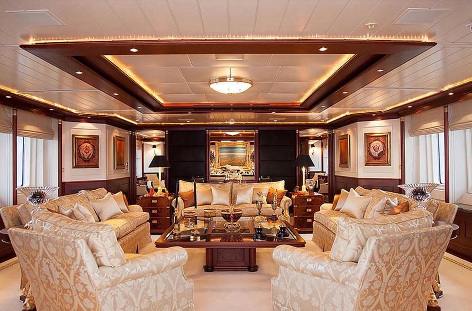 178' Amels Custom Superyacht | FARIBANA V - photo 3
