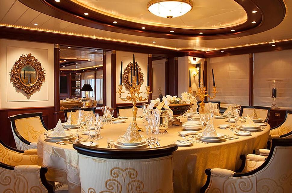 178' Amels Custom Superyacht | FARIBANA V - photo 2